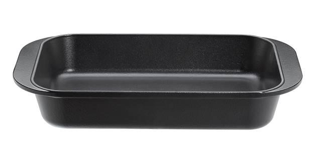 Bratreine Gusseisen 43cm schwarz Provence