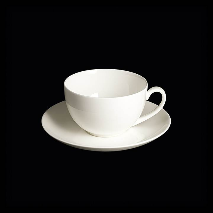 dibbern fine bone china weiss kaffeetasse 0 20ltr mit unt. Black Bedroom Furniture Sets. Home Design Ideas