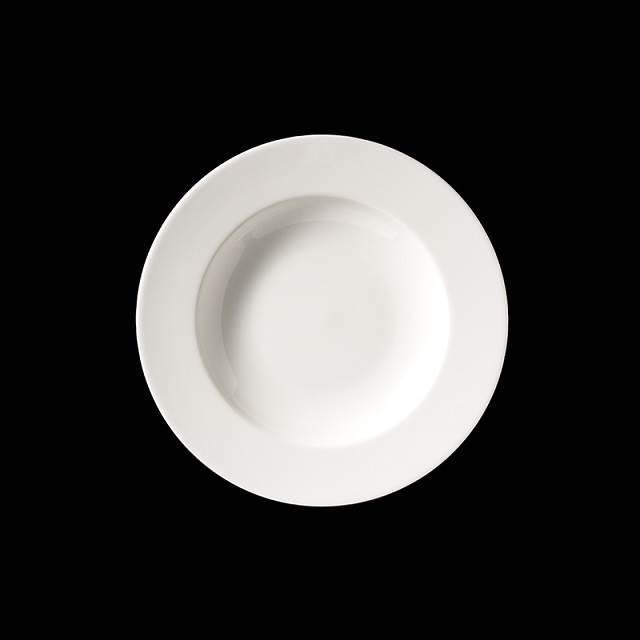 dibbern fine bone china weiss tiefer teller 23cm classic. Black Bedroom Furniture Sets. Home Design Ideas