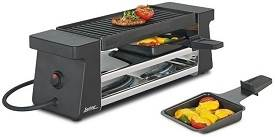 Spring Raclette 2 Compact schwarz 30 3700 70 01