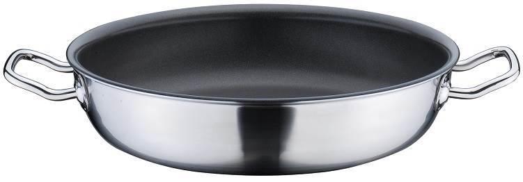Gratinplatte Servierpfanne Vulcano Ceramic XL hoch