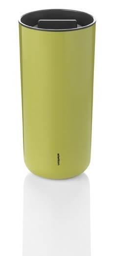 stelton to go thermobacher 2 0 0 45 l lime. Black Bedroom Furniture Sets. Home Design Ideas
