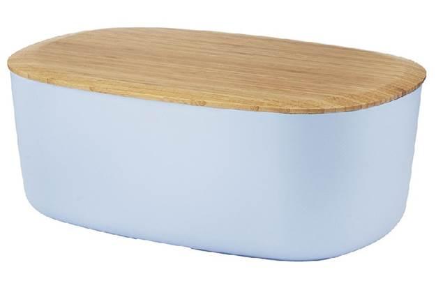 rigtig box it brotkasten blau. Black Bedroom Furniture Sets. Home Design Ideas