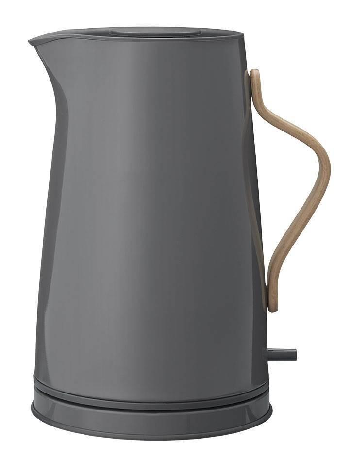 stelton elektrischer Wasserkocher Emma grau x-210-1