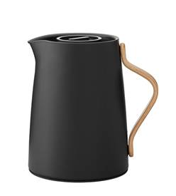 stelton Emma Isolierkanne Tee 1,0 ltr. matt schwarz limitiert