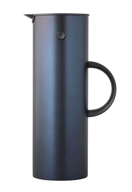 stelton Isolierkanne EM77 blau metallic 900-6