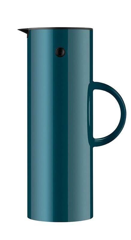 Isolierkanne EM77 1 ltr aqua petrol