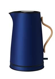 stelton elektrischer Wasserkocher Emma dark blue