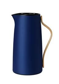 stelton Emma Isolierkanne Kaffee 1,2 ltr. dark blue
