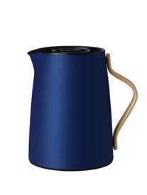 stelton Emma Isolierkanne Teekanne 1 ltr dark blue