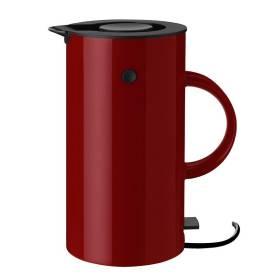 stelton elektrischer Wasserkocher EM77 1,5 ltr warm-maroon