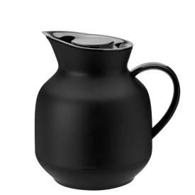 stelton Amphora Isolierkanne Thermoskanne Tee 1 ltr soft black