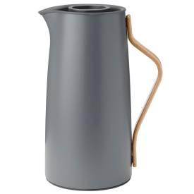 stelton Emma Isolierkanne Kaffee 1,2 ltr. matt grau limitiert
