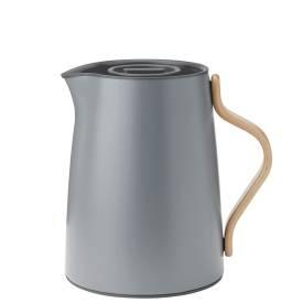 stelton Emma Isolierkanne Tee 1,0 ltr. matt grau limitiert