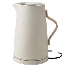 stelton elektrischer Wasserkocher Emma soft sand