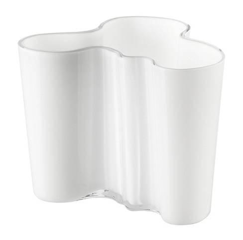 iittala Aalto Vase 120mm opal weiss 1007040