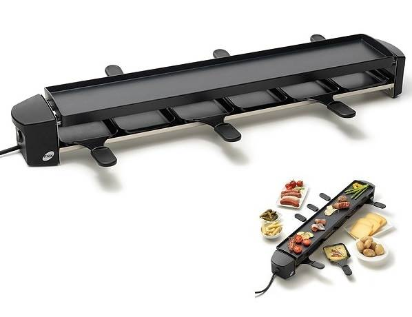 Cheesemax 6 Raclette 0601.02