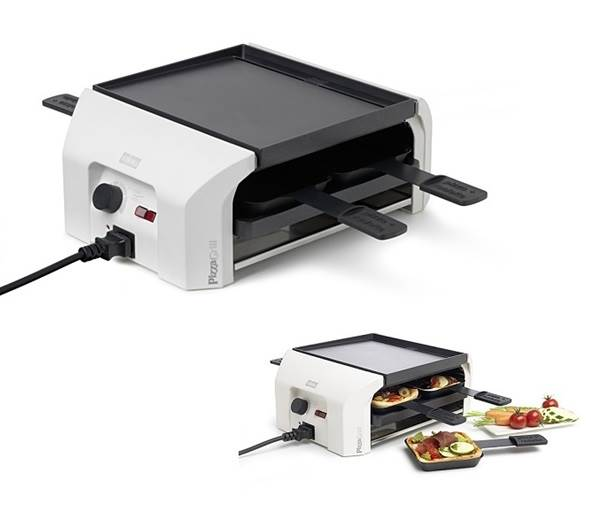 PizzaGrill Four Four Basisger�t 0025.72