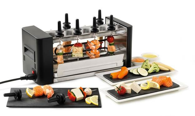 Tischgrill easyGrill 0051.02