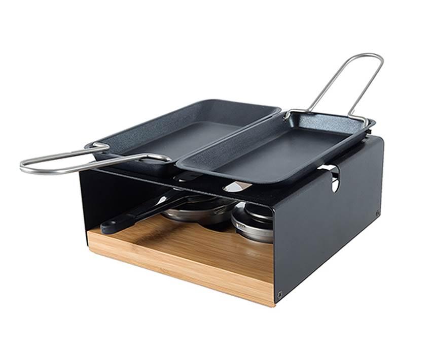 Raclette Rechaud MultiFun 8580.52