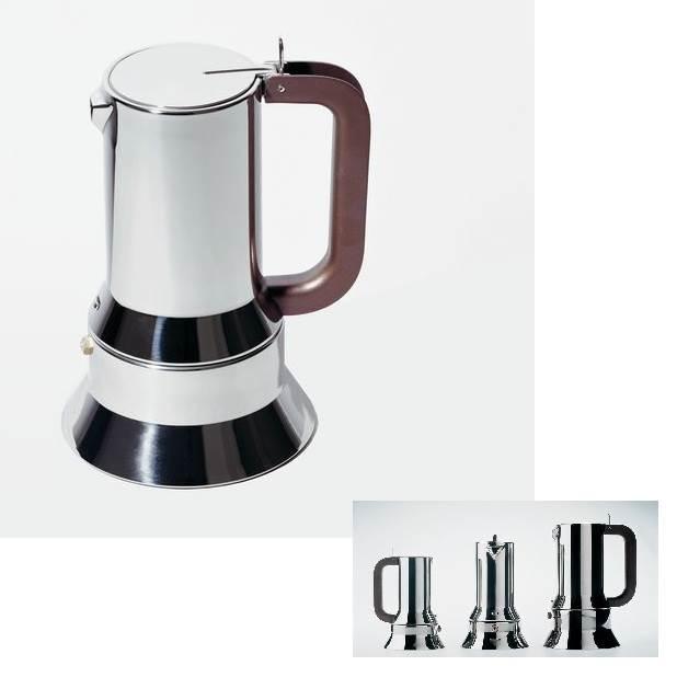 alessi Espressomaschine Induktion 9090/1