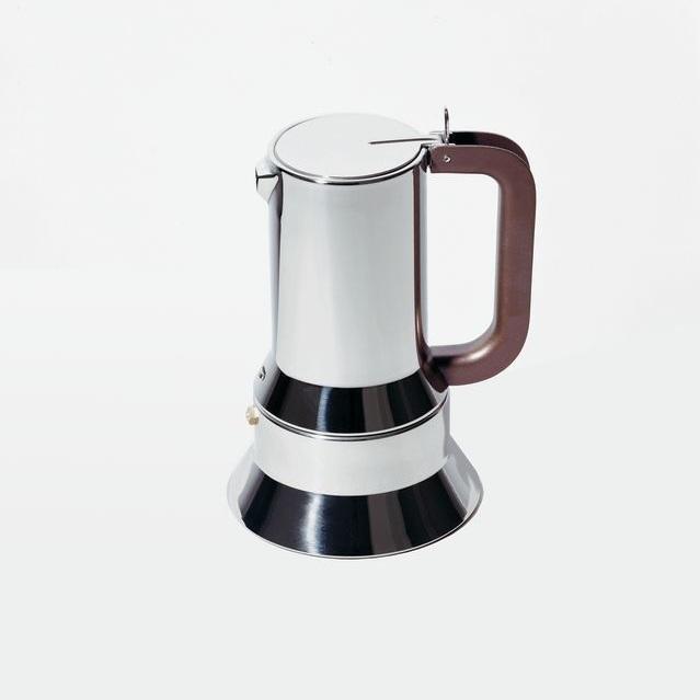 Alessi Espressomaschine Induktion 9090/M magnum