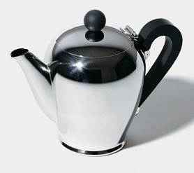 Alessi Kaffeekanne Bombe CA11/8