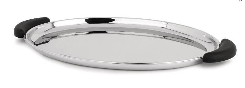 Tablett ovale Platte Bombe CA16/45