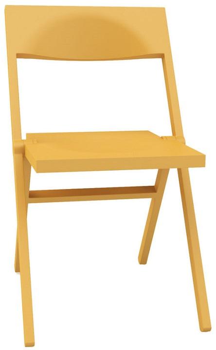 Klappstuhl Piana ASPN1017 gelb