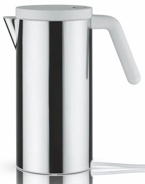 Alessi HOT.IT elektr. Wasserkocher WA09 W