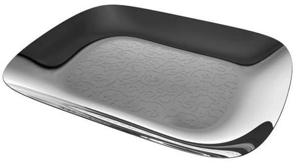 Alessi DRESSED Tablett rechteckig MW10