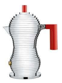 alessi Espressobereiter Pulcina rot MDL02/1 R