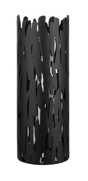 Barkvase schwarz BM05 B