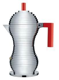 alessi Espressobereiter Pulcina Induktion MDL02/6RFM