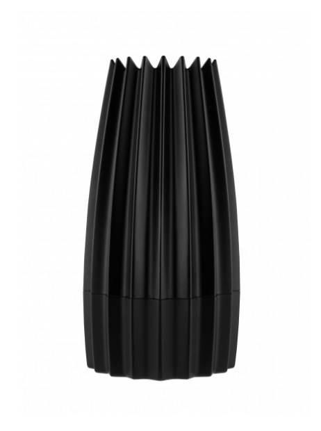 Alessi Pfeffermühle Gewürzmühle Grind schwarz WAL03 B