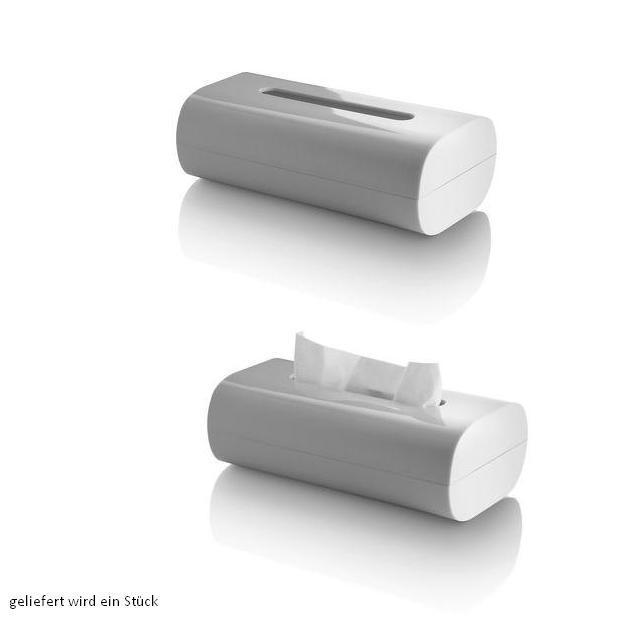 Alessi BIRILLO Papiertuecherbehälter PL07 W