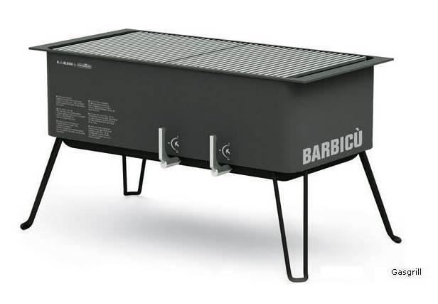 Alessi Gasgrill Barbicu I3B/50 ABH4050006