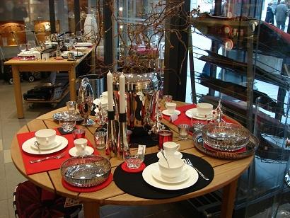 Dibbern gedeckter Tisch